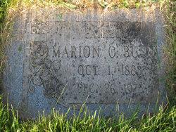 Marion Oscar Bush