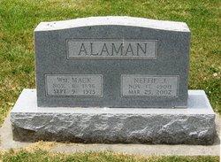 Neffie Jane <i>Fuller</i> Alaman