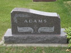 Alex Adams