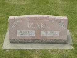 Virginia Lillian <i>Hanes</i> Blake