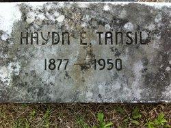 Hayden Egbert Tansil