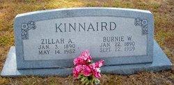 Burnie Washington Kinnaird