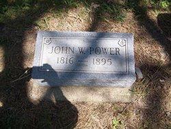 John W Power