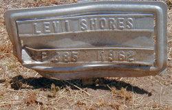 Levi Shores, Jr