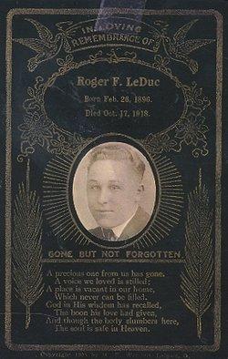 Roger Frank LeDuc