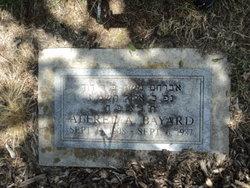 Alfred A Bayard