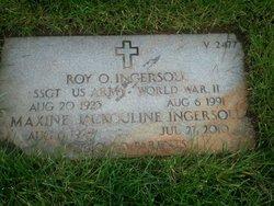 Roy Oliver Ingersoll