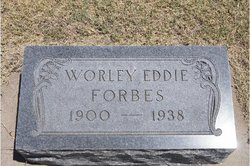 Worely Eddie Forbes