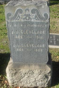 A. A. Cleveland