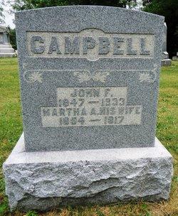 Martha Ann Mattie <i>Scott</i> Campbell