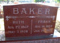 Ruth Ann <i>Fisher</i> Baker
