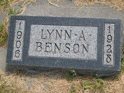 Alfred Lynn Benson
