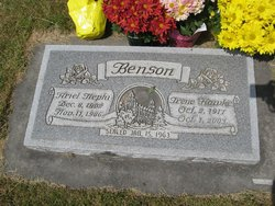 Ariel Nephi Benson