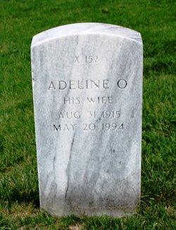 Adeline Ottelia <i>Thayer</i> Lande