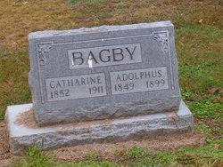 Catharine <i>Osman</i> Bagby