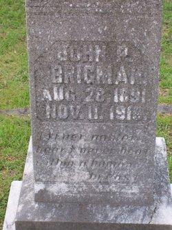 John P Brigman