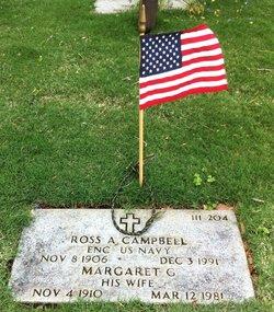 Margaret Margie <i>Gouveia</i> Campbell