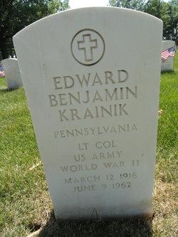 Edward Benjamin Krainik