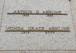 Arthur G Ashline