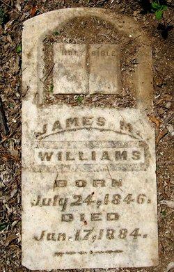 James Madison Williams