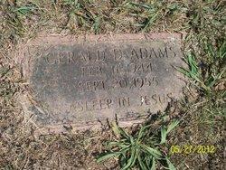 Gerald D. Adams
