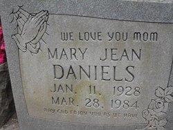 Mary Jean Shelton <i>Daniels</i> Davidson