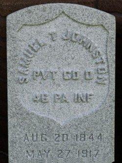 Samuel T. Johnston