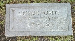 Reginald Arnett