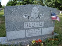 Josephine M. Jo <i>White</i> Blohm
