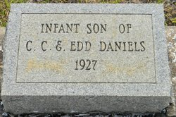 Infant Son Daniels