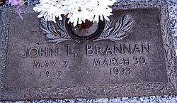 John L Brannan