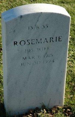 Rosemarie Borowski