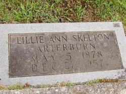 Lillie Ann <i>Skelton</i> Arterburn