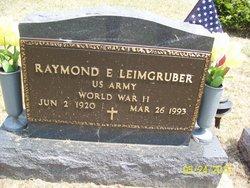 Raymond E Leimgruber
