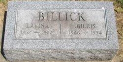 Lavina Frances <i>Norris</i> Billick
