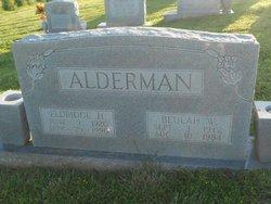Beulah <i>Wells</i> Alderman