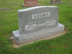 Margaret Elizabeth <i>Kirsch</i> Adams