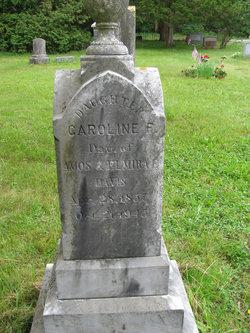 Caroline F. Davis