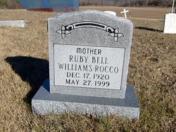 Ruby Bell <i>Williams</i> Rocco