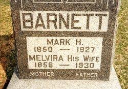Mark Hopkins Hop Barnett