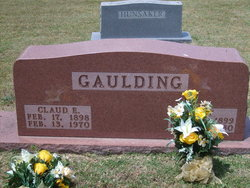 Claude Gaulding