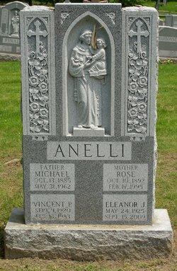 Vincent P. Anelli, Sr