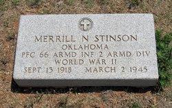 Merrill Neal Nibs Stinson
