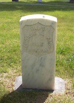 Capt George Reeves King