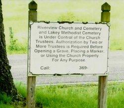 Riverview Methodist Cemetery