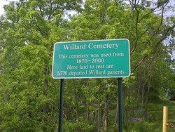 Willard Asylum Cemetery