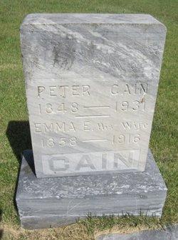 Emma Elizabeth <i>Hoffman</i> Cain