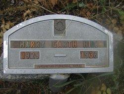 Harry Garth Hill
