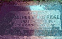 Arthur J. Alldridge