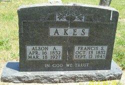 Alson Armstrong Akes